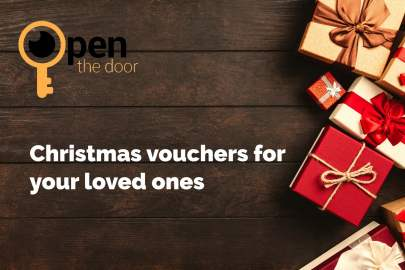 Escape room Vouchers in Vienna for Christmas - openthedoor.at