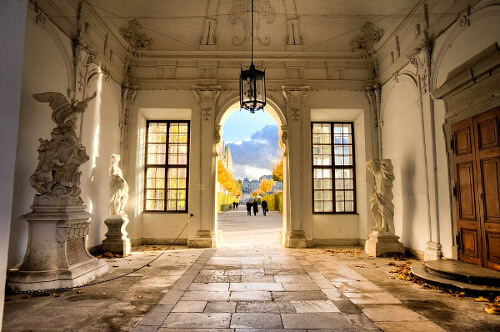 Most beautiful museum in Vienna - openthedoor.at